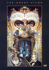 Michael Jackson - Dangerous: The Short Films, New DVD, Slash, John Singleton, Jo
