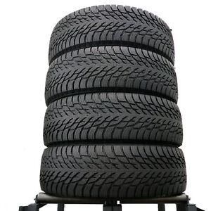 4x-Pneus-Nokian-255-70-R18-Hakkapeliitta-R3-SUV-113R-8mm-Wie-Neu-Soldes