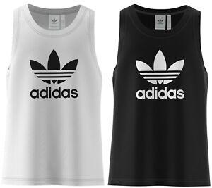 adidas-t-shirt-trefoil-tank-top-sleeveless-cotton-basketball-sport-mens-original