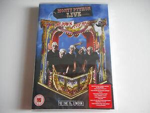 DVD-NEUF-MONTY-PYTHON-LIVE-MOSTLY-ONE-DOWN-TO-GO