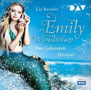 LIZ-KESSLER-EMILY-WINDSNAP-TEIL-1-DAS-GEHEIMNIS-CD-NEW
