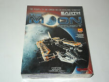 EARTH 2150 THE MOON PROJECT new factory sealed big box PC game