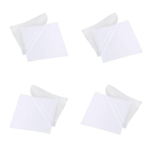 4pcs wasserdichtes Nylon Repair Kit selbstklebende Patches für Daunenjacken