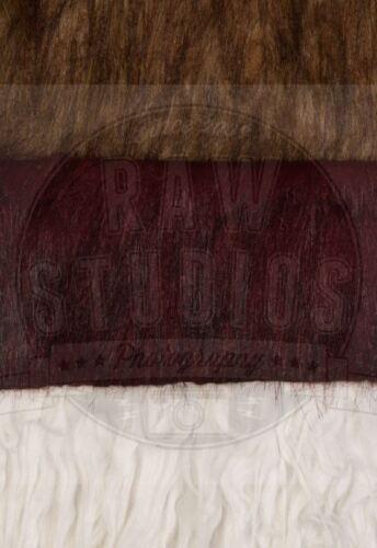 Gilet da pelliccia sintetica di donna moda di in capispalla di marca lusso Uk Gilet Gilet qqwxr1aTE