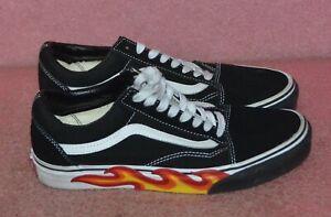 vans scarpe fuoco