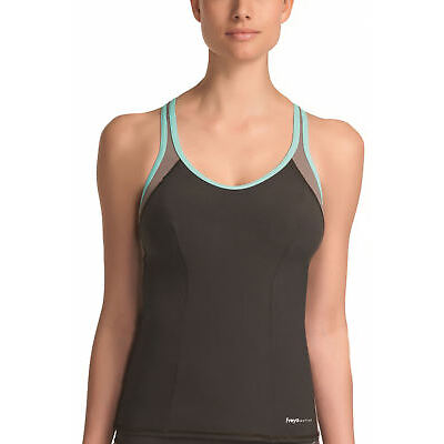 Freya Active 3184 Non Wired Side Support Non Padded Tankini Top Swimwear