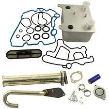 New Oil Cooler and EGR Delete kit For Ford 6.0L 2003-07 Powerstroke Diesel F250