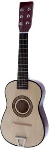 Star-Kids-Acoustic-Toy-Guitar-23-Inches-Natural-Color