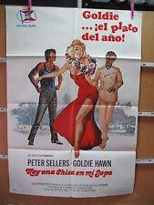 A1569 HAY UNA CHICA EN MI SOPA PETER SELLERS GOLDIE HAWN