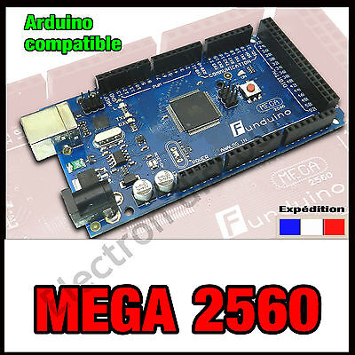5155# Arduino compatible Mega 2560 ATmega2560   Funduino compatible