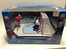 1999 Starting Lineup One on One NHL Chelios Red Wings Joseph Maple Leafs figure