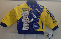 Pillsbury Doughboy Toddler & Youth Jacket By Rr Designs