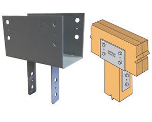 Simpson Strong Tie Cc76 Or Ecc76 Column Cap Wood Framing Connector 50 Off Ebay