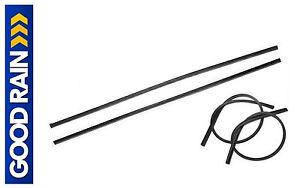 2 x 800mm scheibenwischer ersatz gummi f r bosch aerotwin wischergummi ebay. Black Bedroom Furniture Sets. Home Design Ideas