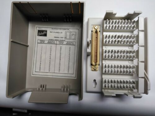 Punch Down Block R66E3-25G Lot of 25