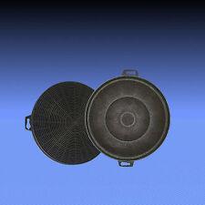 2 Aktivkohlefilter Filter für Dunstabzug BOSCH DKE935A03 , DKE935A04 , DKE935A05