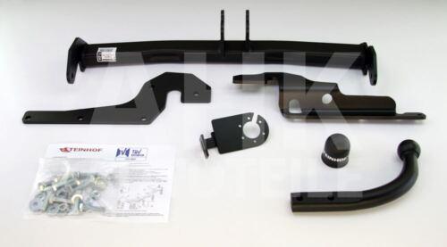 AHK Anhängerkupplung starr+ES 7p uni Für Toyota Yaris 3//5-Tür 06-11 Kpl