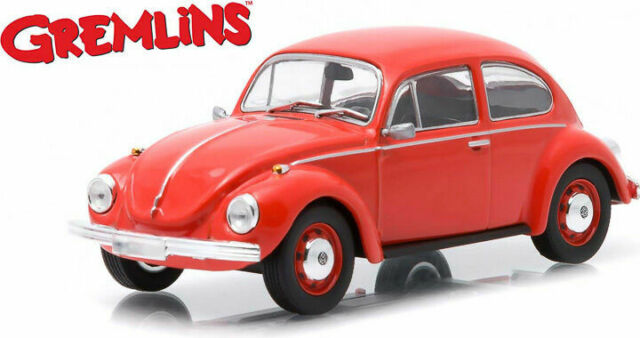 GREENLIGHT 1:43 Hollywood - GREMLINS 1967 Volkswagen Beetle - Diecast