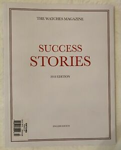 The Watchers Magazine Success Stories English Edition Printed In The Uk 2018 New 725274775590 Ebay