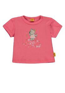 Steiff-T-Shirt-Gr-62-68-74-80-oder-86-Neu-Fruehjahr-2019-Little-Peach
