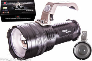 Top CREE t 6 Batterie-torche LED Lampe de poche LED-MAIN 3900 Lumen Clair