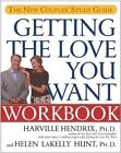 Getting The Love You Want Workbook 9780743483674 by Harville Hendrix Paperback