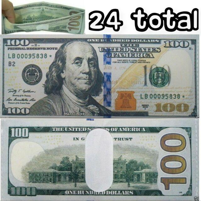 Wallets Money Bi Fold Card