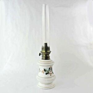 Ancienne-Lampe-a-petrole-Ceramique