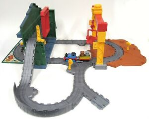 Thomas The Train Take N Play Load & Go Playset Complete Sodor Shipping Co