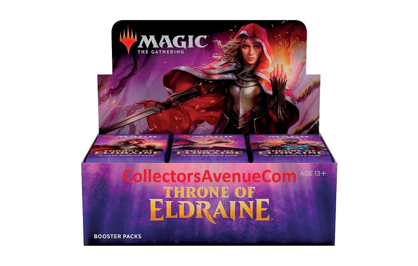 Eldren Kings help Box mtg Magic sellation avenuecom