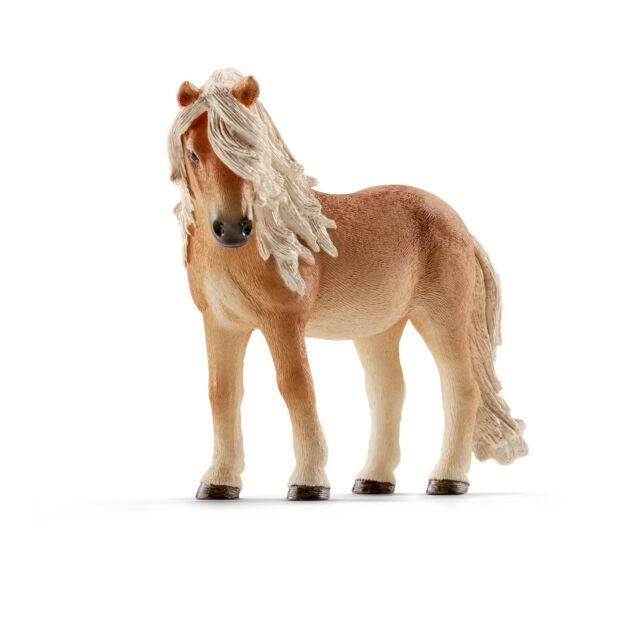 1-5-1) Schleich (13790)  Island Pony Stute Pferde Pferd Schleichpferd