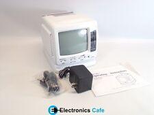 "Vintage Spectra 52-BWR 5"" Black & White Portable TV With AM/FM Radio *New Item*"