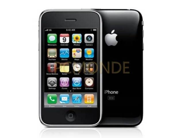 Apple iPhone 3GS 32GB Black Smartphone - Unlocked - (MB717LL/A)