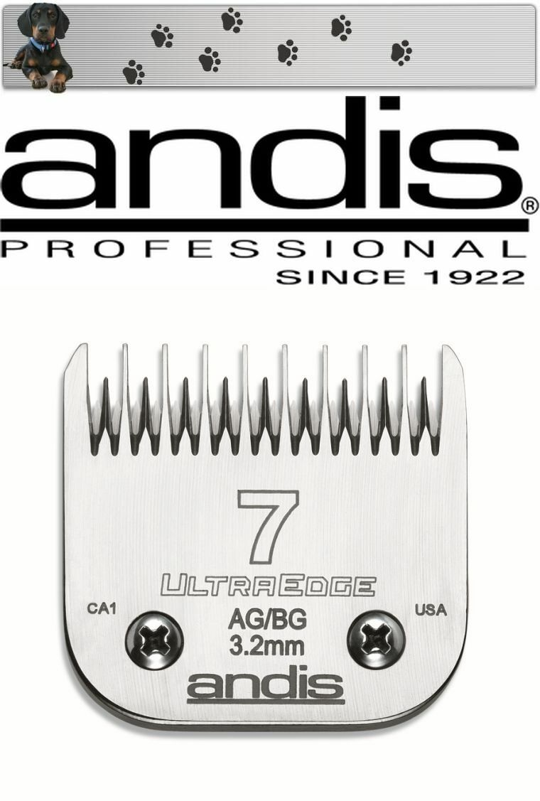 Andis Ultra Edge Shaving Head Size 7 3,2 mm Aesculap - Moser - Choice - Easter