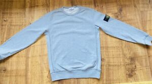 Stone-Island-Junior-Grey-Sweatshirt-Jumper