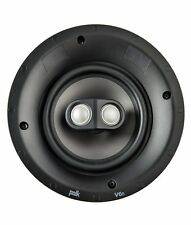 Polk Audio V6s 6 1/2″ High Performance Vanishing In-Ceiling Speaker 100w NEW