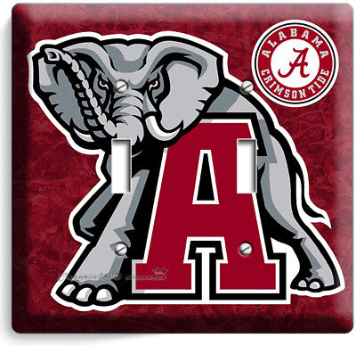 Alabama Crimson Tide Football Double