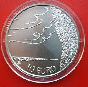 Finnland-Finland-Suomi-10-Euro-2009-Silber-ST-BU-KM-148-034-Pacius-034-F-1126