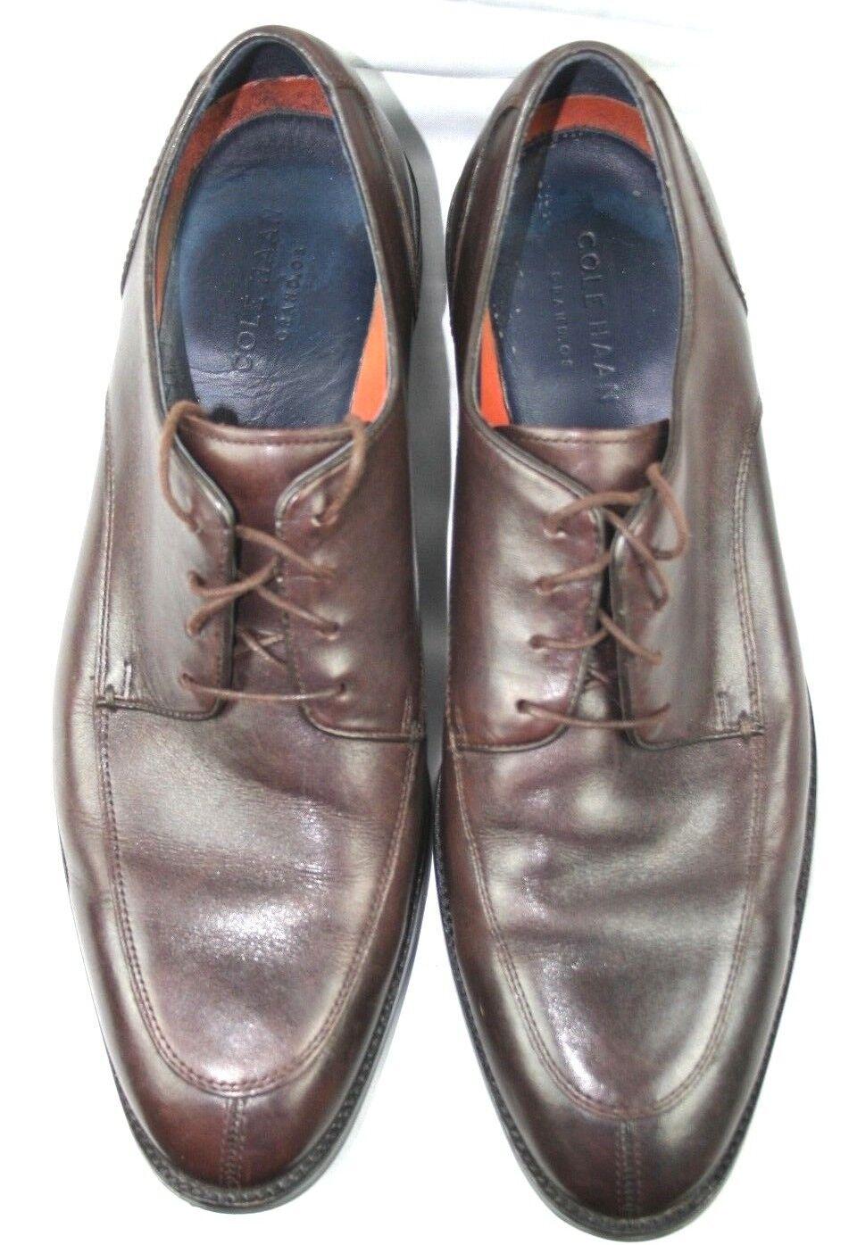 Cole Haan Men's Lenox Hill Split Toe Oxford C11628 PREMIUM Leather shoes Size 11M
