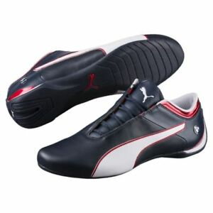 b51f7abdd508 NEW  MENS PUMA BMW MS FUTURE CAT MU SHOES BLUE RED WHITE 305885 01 ...