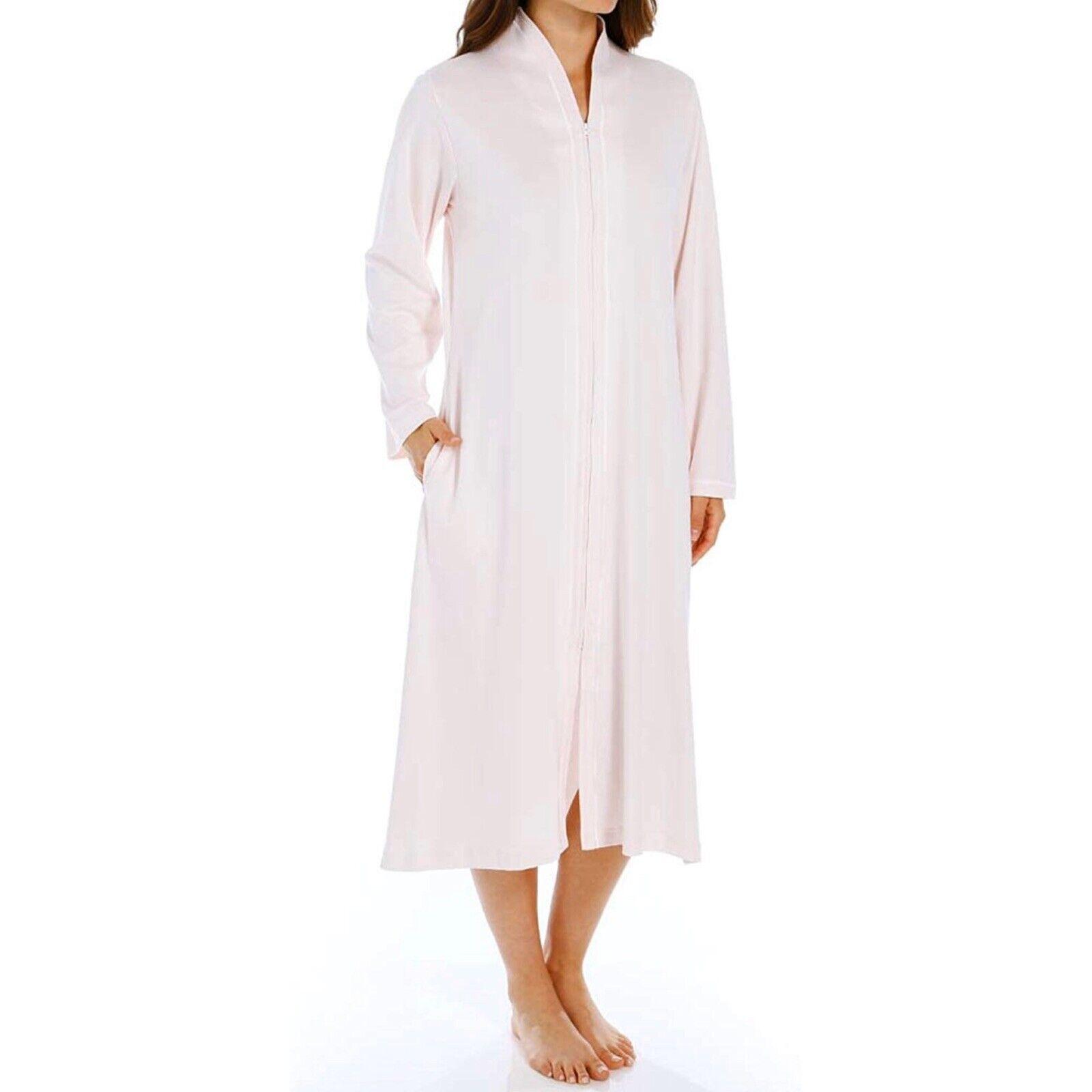 P-Jamas 355660 Butterknits Long Wrap Robe