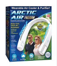 Arctic Air Freedom - Wearable Air Cooler and Purifier, Enjoy Clean Air Anywhere