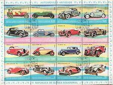 Guinea Ecuatorial 1974 - Auto's / Cars / Automobile
