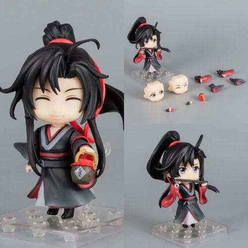 Grandmaster of Demonic Cultivation Wei Wuxian Figure Doll Statue Full Set Model