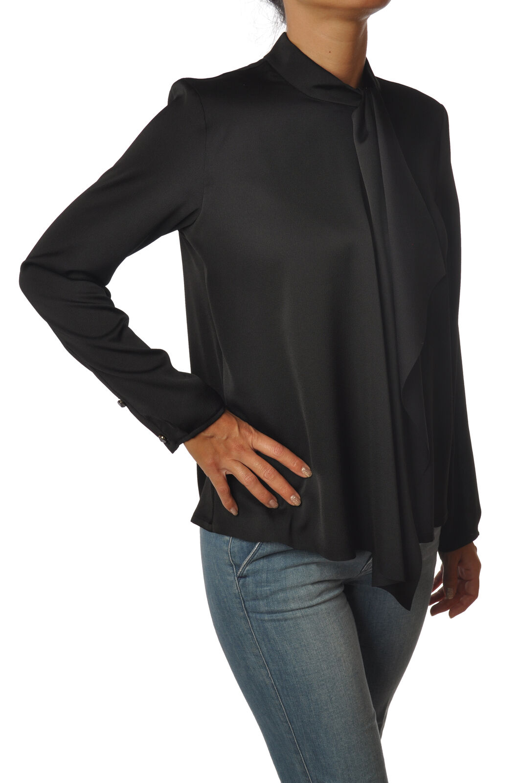 Rame - Shirts-Blouses - Woman - schwarz - 5514906C191441