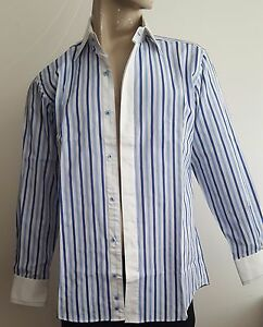 CLAUDIO-LUGLI-Long-Sleeve-Shirt-in-Blue-Stripe