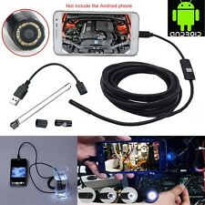 5.5mm Lens Waterproof Endoscope Inspection Borescope Tube for Android/PC Sale