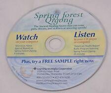 Spring Forest Qigong Audio Subliminal CD Chunyi Li