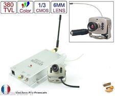 Mini Camera Couleur SANS FIL Vision nocturne Espion Mini DV Video Surveillance