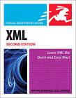 Xml: Visual QuickStart Guide by Kevin Howard Goldberg (Paperback, 2008)